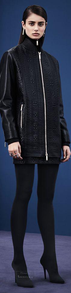 Versace.Pre-Fall 2015.