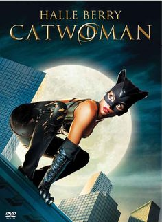 CatWoman     ~Halle Berry