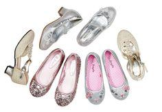 Accessorize/Monsoon. Angels/Monsoon- lasten ballerinat ja korkokengät (tarjous ei koske vauvan kenkiä) -30 % (23,50–35 €)