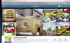 We are also on Instagram wonderful people, visit the dark side and give us a follow. http://instagram.com/kentcampervanhire