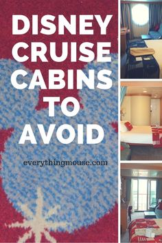 Disney Cruise Ship Staterooms To Avoid. Disney cruise lines has some of the best staterooms at sea, but which one is right for your family. Some Disney cruise staterooms are better than others so here is our guide to some you might wish to avoid. Disney Magic Cruise Ship, Disney Wonder Cruise, Disney Fantasy Cruise, Disney Cruise Door, Disneyland Cruise, Disney Halloween Cruise, Disney Cruise Wedding, Best Cruise, Cruise Tips