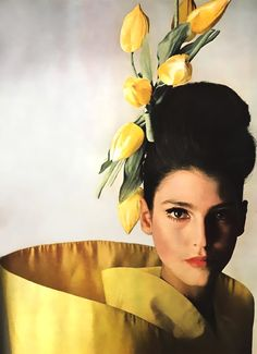 1964 - Vogue - yellow