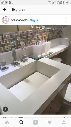 Washroom Design, Bath Design, Bathroom Toilets, Small Bathroom, Bathroom Renovations, Home Remodeling, Minimalist Bathroom Design, Bathroom Design Inspiration, Loft Style