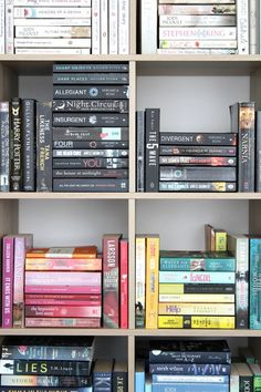 Styling A Bookcase | A GIRL & GREY | Books | Interiors