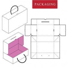Shoe Box Design, Diy Design, Menu Design, Logo Design, Paper Gift Box, Diy Gift Box, Box Packaging Templates, Paper Box Template, Creative Box