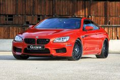 2013 BMW M6 by G-Power