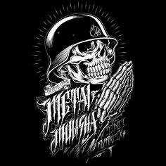 lOvE tHiS.. Praying metal mulisha skuLL