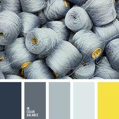 In Color Balance - Color Palette Colour Pallette, Color Palate, Colour Schemes, Color Combos, Color Patterns, Paint Combinations, Silver Color Palette, Room Colors, House Colors
