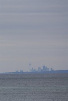 Toronto from Oshawa Bluffs