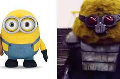 "There's Definitely A Minion In The New ""Star Wars"" Footage"
