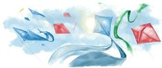 Google Doodle: Makar Sankranti India 2010