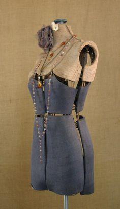 Vintage Dressmaker's Sewing Form by AmericanVintageFare on Etsy