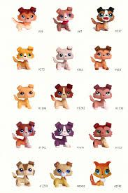 15 Best Lps Numbers Images Little Pets Little Pet Shop Toys Numbers