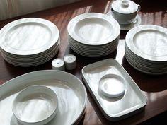 """""""Blue Line"""" Dinnerware Grethe Meyer Royal Copenhagen"""