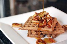 SCD Coconut Flour Waffles & Pancakes