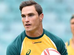 Australia you do it again!  This perfect specimen is Ed Jenkins of Australia's Rugby Sevens team