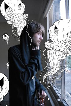 Keaton Henson, jellyfish,Keaton Henson British Indie singer musician born 1988, Flesh and Bones song
