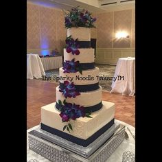 Wedding Cakes - The Sparky Noodle Bakery™ Noodles, Wedding Cakes, Bakery, Desserts, Pictures, Food, Macaroni, Wedding Gown Cakes, Tailgate Desserts