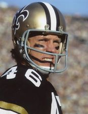 Danny Abramowicz New Orleans Saints 1967-73 and San Francisco 49ers 1973-74.