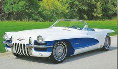 1955 Lasalle roadster.