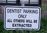 I love dental humor! Dental Jokes, Dentist Humor, Dental Hygiene, Dental Humour, Funny Dentist, Dental Assistant, Dentist Tattoo, Sign Quotes, Funny Quotes
