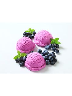 Photo about Scoops of blueberry ice cream with fresh berries. Image of nobody, blueberries, blueberry - 31311094 Blueberry Ice Cream, Yummy Ice Cream, Ice Cream Recipes, Frozen Desserts, Vegan Desserts, Dessert Recipes, Gelato, Yummy Treats, Sweet Treats