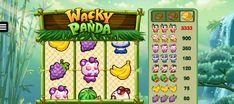 #WackyPanda #OnlieneAutomaty #Jackpot Videos, Slot, Panda, Calendar, Games, Holiday Decor, Wheeling, Gaming, Life Planner
