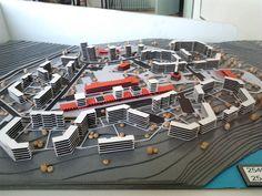 Site Plan Design, Urban Design Plan, Architecture Design, Residential Architecture, Urban Ideas, Archi Design, Landscape Design Plans, Urban Park, Master Plan