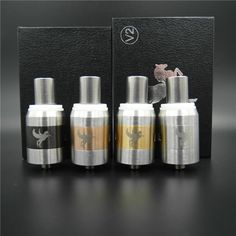 Vaporizer Dark Horse V2 RDA Rebuildable Atomizer RDA Dripping Atomizer 22mm Clone with 510 Thread Extra 3 Rings High Quality DHL Free from Benemore,$8.49 | DHgate.com