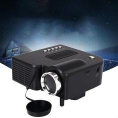 37.58$  Buy here  - Portable Mini Home Cinema Theater Multimedia LED LCD Projector HD 1080P AV SD VGA USB HDMI +Remote AU