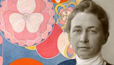 Spiritual ideas and occult movements played an important role in Hilma af Klint's abstract art. Her paintings served as a depiction of her spiritual knowledge, research, and experience.