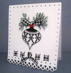Christmas Onament by GailNM - Cards and Paper Crafts at Splitcoaststampers