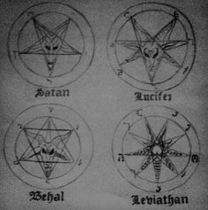 Why is there a difference between Satan and Lucifer? Does that meam they are not the same person? And if that's the case, who's Satan? Baphomet, Magick, Witchcraft, Wicca, Lila Baby, Satanic Art, Satanic Tattoos, Occult Art, Arte Horror