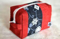 SAGANO Täschchen genäht von NORIKO handmade - www.noriko-handmade.de #Japan #japanische #Stoffe