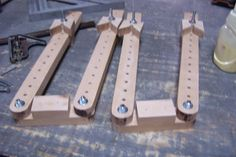 Picture frame clamp - by ldl @ LumberJocks.com ~ woodworking community