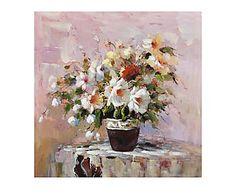 Impresión sobre lienzo Bea - 60x60 cm