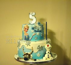 . . : | Cake Pops Portugal | : . . Os Bolinhos da Milene: frozen