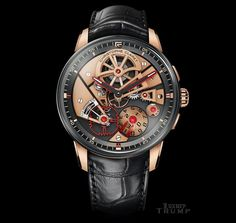 Christophe Claret Maestro #sihh2017 #Luxury #Watches #Fashion