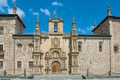 Universidad de Oñate, uno de los edificios renacentistas más importantes de #Euskadi #BasqueCountry #Gipuzkoa