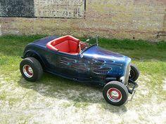 Ford  Model A Roadster 1932 Ford Hot Rod Roadster - // & TOT RODS 1/2 scale 33 Roadsters | Rat Runners Garage | Pinterest ... markmcfarlin.com