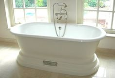 Chadder & Co Chadite Baths traditional bathtubs