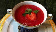 Soupe de fraises à la menthe au thermomix. Voici une idée de recette de soupe de fraises à la menthe Très facile à préparer chez vous au thermomix.