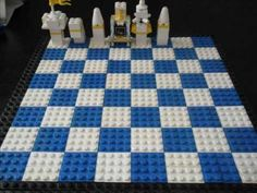 Building a Lego Chess Set - YouTube