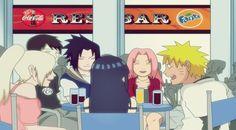 Indo além da caixinha: Fandom Friday: Fanfic Favorita - Favorite Fanfic Konoha High School - Naruto - Anime