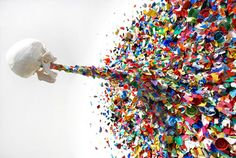 Confetti Death by Typoe | bumbumbum