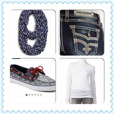 Sperry outfit!!  I will buy this outfit I have two of the 4