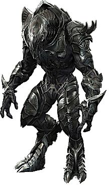 One of the first projects Lars intends to pursue! The Halo Arbiter!
