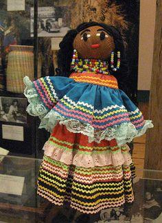 Seminole Doll Florida