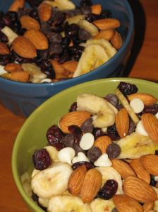 Homemade Skinny Trail Mix