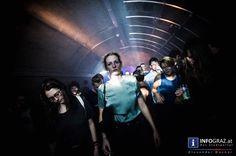 """Fotos von der Eröffnungsshow des Elevate Festival Graz 2014 am 23. Oktober 2014 im Dom im Berg, zugleich eine Jubiläumsfeier.  #Eröffnungsshow #Elevate #Festival #Graz #2014 #Dom im #Berg #Jubiläumsfeier #Musik #Kunst """"#politischer #Diskurs"""" """"#zehnte #Ausgabe"""" """"#nostalgischer #Rückblick"""" """"#interdisziplinärer #Großevent"""" #ElevateFestivalGraz #Domim Berg #Festivalfür MusikKunstundpolitischenDiskurs #Fotos #Bilder"""